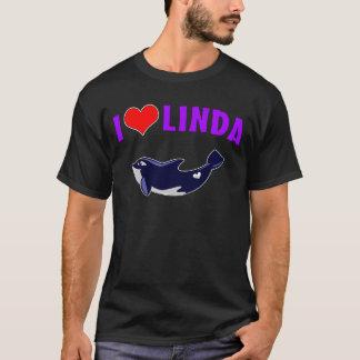 T-shirt I <3 Linda