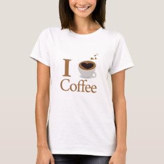 T-shirt I café de coeur