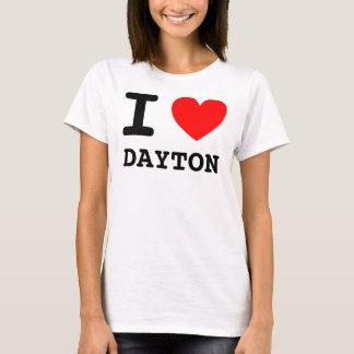 T-shirt I coeur DAYTON