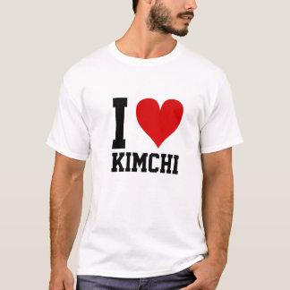 T-shirt I [coeur] Kimchi