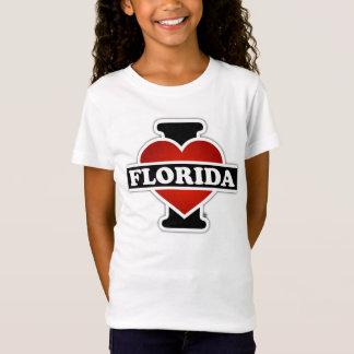 T-Shirt I coeur la Floride