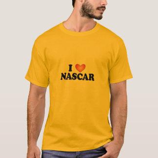 T-shirt I (coeur) NASCAR - Mult-Produits de Lite