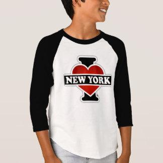 T-shirt I coeur New York