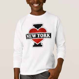 T-shirt I coeur New York
