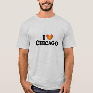 T-shirt I (coeur) produits de Chicago - de Lite