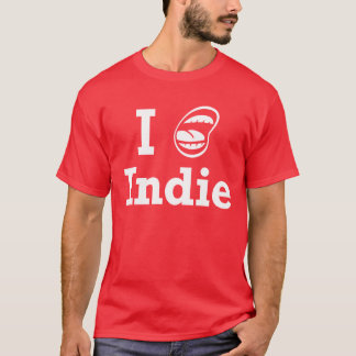 T-shirt I [☺] indépendant