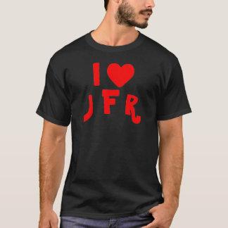 T-SHIRT I ♥ JFR