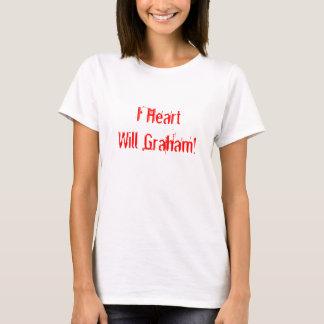 T-shirt I le coeur Graham !