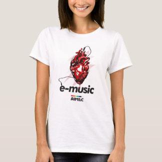 T-shirt I Love E-music