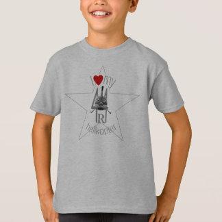 "T-shirt «i my hélicoptères love """