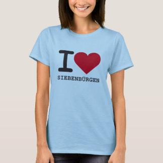 T-shirt i siebenbürgen love