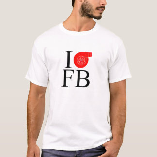 T-SHIRT I TURBO FB