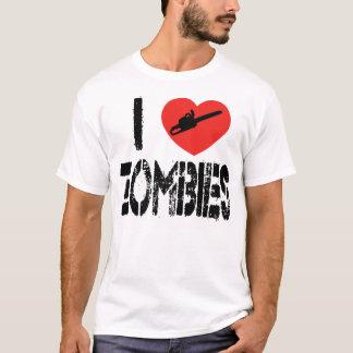 T-shirt I zombis de tronçonneuse