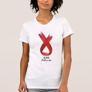 T-shirt ICAN Atlanta 2010 naissances