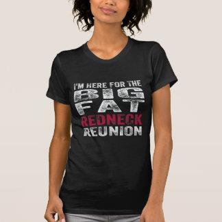 T-shirt Ici pour la Réunion de PLOUC