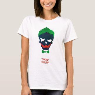 T-shirt Icône de tête de joker du peloton | de suicide