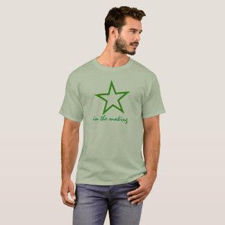 T-shirt Identifiez une étoile dans la fabrication !