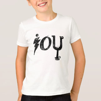 T-shirt Idiots sur Youtube