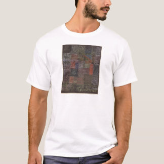 T-shirt II structurel par Paul Klee