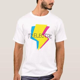 T-shirt Il est électrique