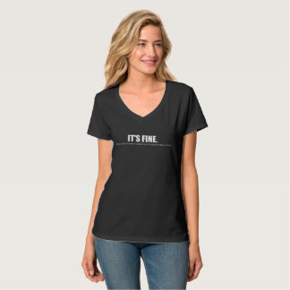 T-shirt Il est très bien (le noir)