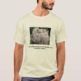 T-shirt Il ne me critique pas !