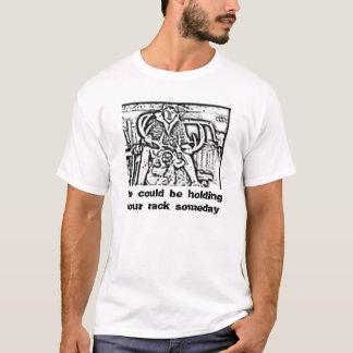 T-shirt Il pourrait tenir votre support un jour