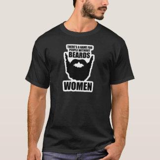 T-shirt Il y a un nom pour des personnes sans barbes,