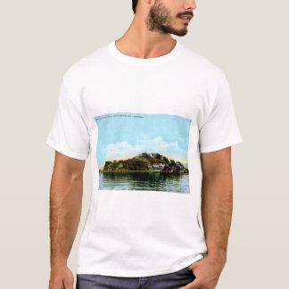 T-shirt Île d'Alcatraz