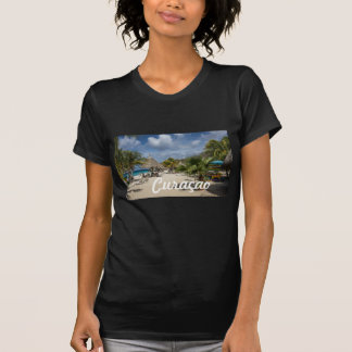 T-shirt Île de conception du Curaçao d'Admiro