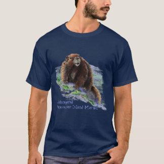 T-shirt Île de Vancouver mise en danger Marmot