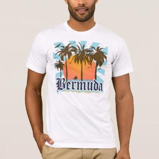T-shirt Île des souvenirs des Bermudes