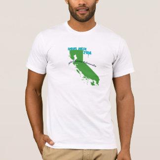 T-shirt Îles de San Andreas