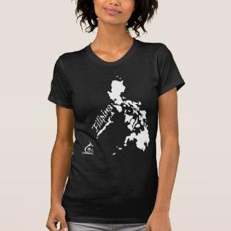 T-shirt Îles philippines de Philippine blanches