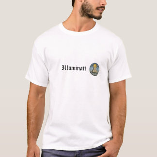 T-shirt Illuminati 2
