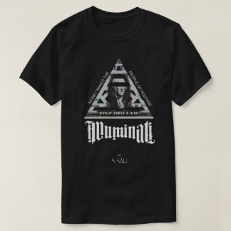 T-shirt Illuminati Money