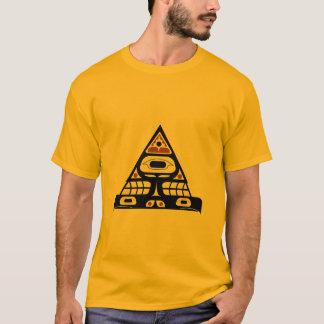 T-shirt Illuminati - tribal