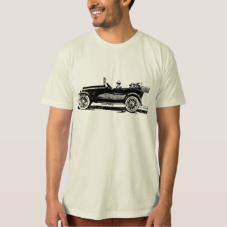 T-shirt Illustration 1917 d'automobile de