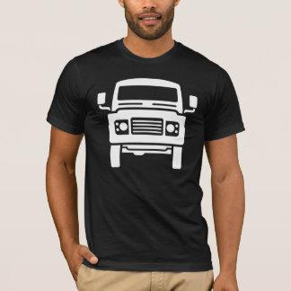 T-shirt Illustration classique de Land Rover