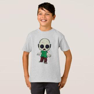 T-shirt Illustration de zombi
