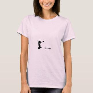 T-shirt iLove