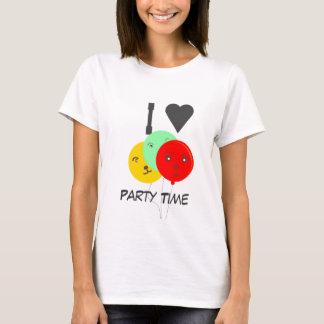 T-shirt ILove ballons de sourire de ce de tee - shirts