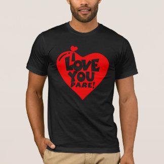 T-shirt ilove que vous épluchez !