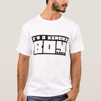 T-shirt I'm a Kimchi le Boy