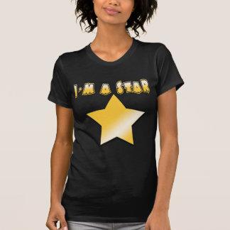 T-shirt I'm a star.png