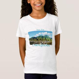 T-Shirt I'm De Caracas ! National Parcs of l'Avila