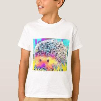 T-shirt Image de hérisson