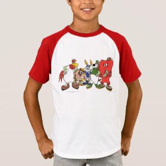 T-shirt Image LOONEY de base-ball de groupe de TUNES™