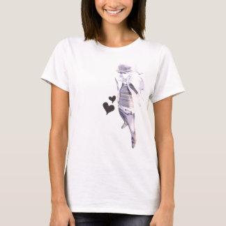 T-shirt Image tramée comique