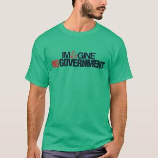 T-shirt Imaginez….Aucun gouvernement